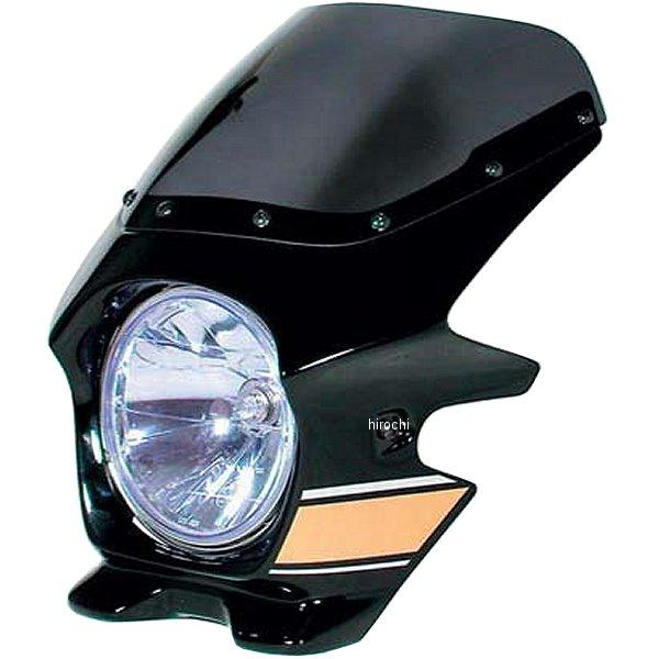 ブラスター BLUSTER2 ビキニカウル 04年 ゼファー1100 メタリックスパークブラック (ストライプ) 21207 HD店