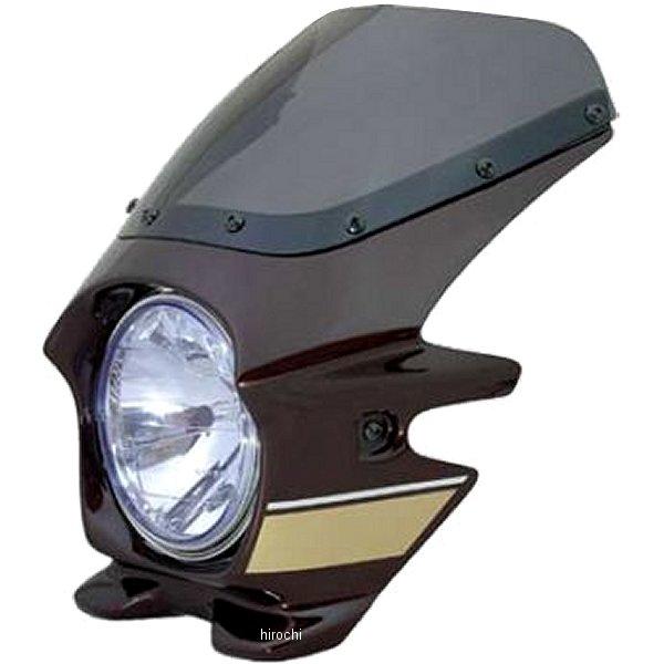 ブラスター BLUSTER2 ビキニカウル ゼファー1100 メタリックチェスナットブラウン (ストライプ) 21219 HD店