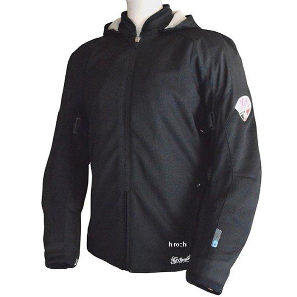 シールズ SEAL'S 春夏モデル メッシュジャケット レディース 黒 Sサイズ SLB-642W HD店