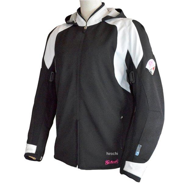 シールズ SEAL'S 春夏モデル メッシュジャケット レディース 白 Sサイズ SLB-642W HD店