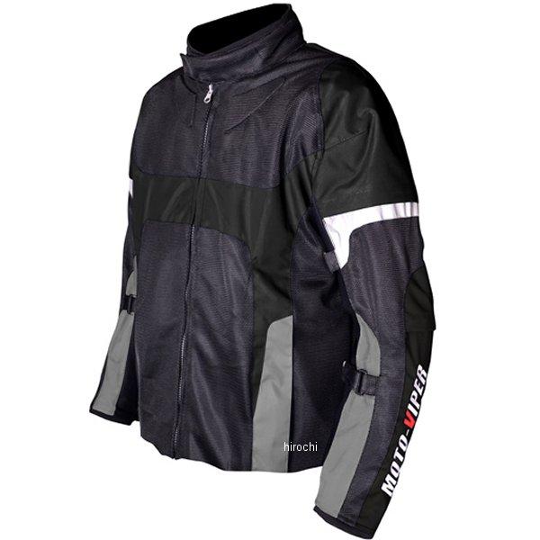 モトバイパー Moto-Viper 春夏モデル GAL-NE メッシュジャケット 黒 LLサイズ MV-65 HD店