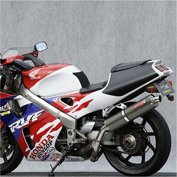ヤマモトレーシング スリップオンマフラー RVF400 NC-35 ケブラー 10409-01NKB HD