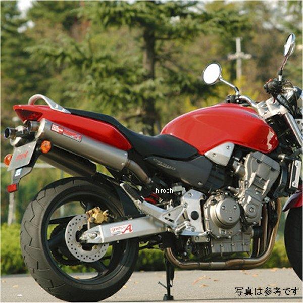 ヤマモトレーシング スリップオンマフラー ホーネット900 チタン カーボン 10903-02NCB HD