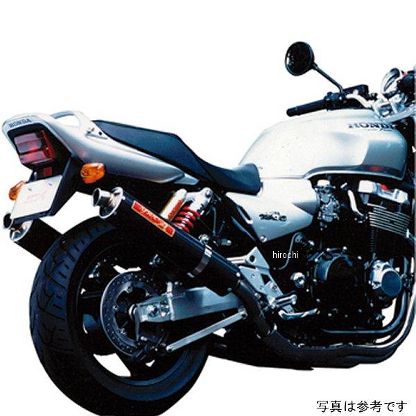 ヤマモトレーシング スリップオンマフラー 98年-02年 CB1300SF デュアル チタン 11302-02NTB HD
