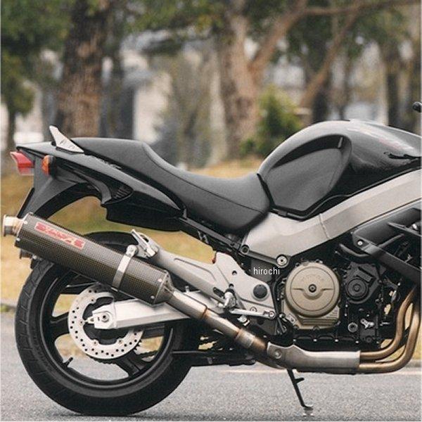 ヤマモトレーシング スリップオンマフラー X-11 デュアル ステンレス カーボン 11101-02NCB HD