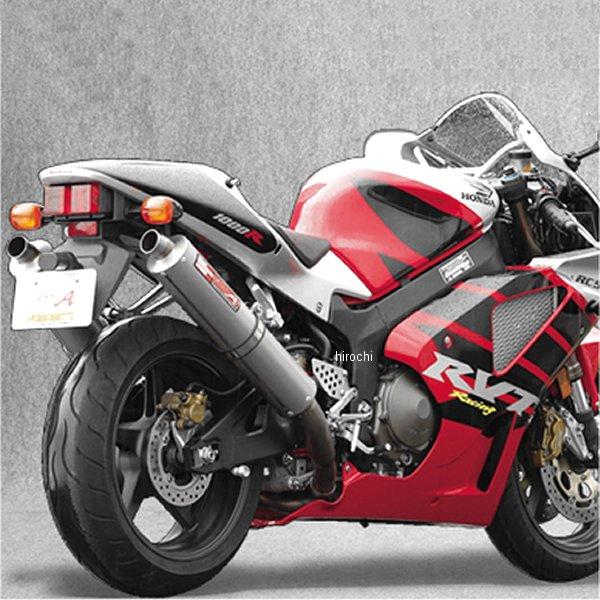 ヤマモトレーシング スリップオンマフラー VTR1000 SP-2 デュアル チタン 11005-02NTB HD
