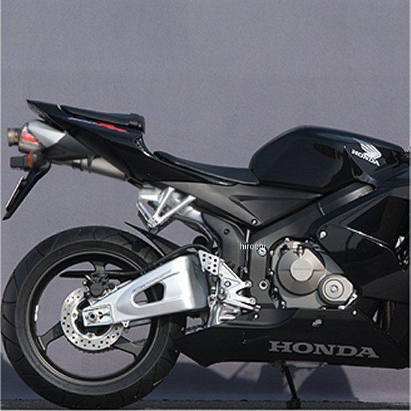 ヤマモトレーシング スリップオンマフラー 05年-06年 CBR600RR 国内仕様専用 チタン 10607-01NTB HD