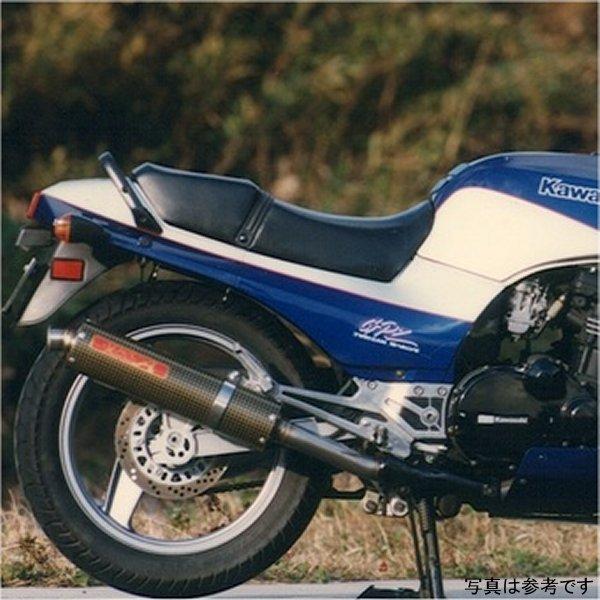 ヤマモトレーシング スリップオンマフラー 91年-03年 GPZ900R デュアル チタン 40900-02NTB HD