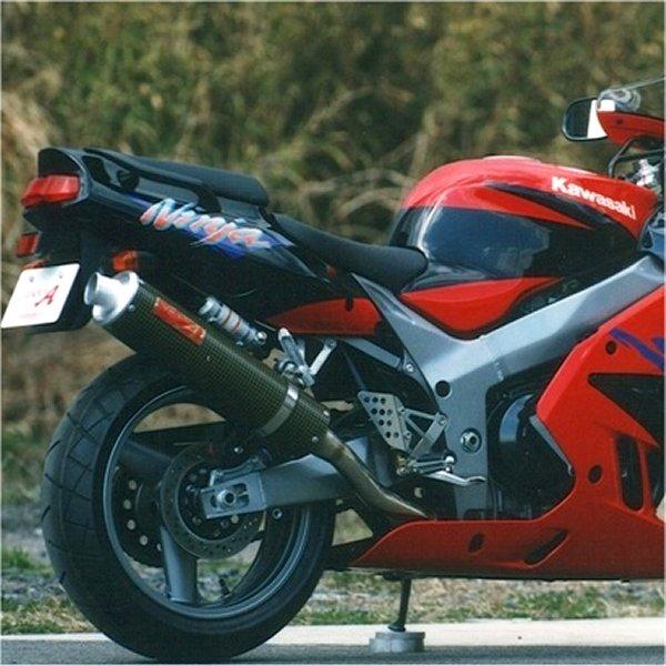 ヤマモトレーシング スリップオンマフラー 94年-97年 ニンジャ ZX-9R カーボン 40901-01NCB HD