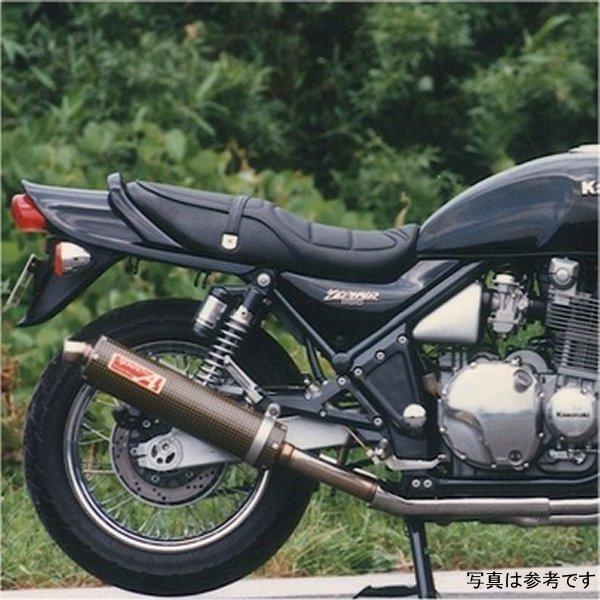 ヤマモトレーシング スリップオンマフラー ゼファー1100 デュアル カーボン 41101-02NCB HD