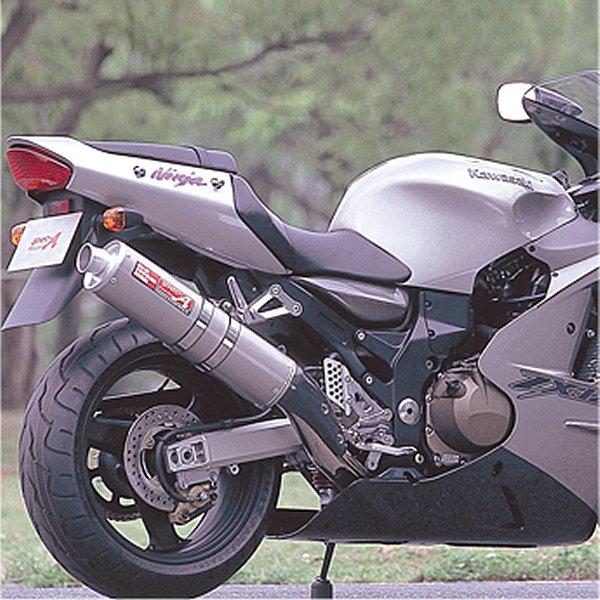 ヤマモトレーシング スリップオンマフラー 00年-06年 ニンジャ ZX-12R チタン 41200-01NTB HD