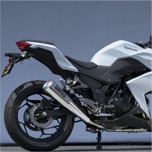 ヤマモトレーシング スリップオンマフラー 13年 Z250 メガホン ステンレス 40253-01NMN HD