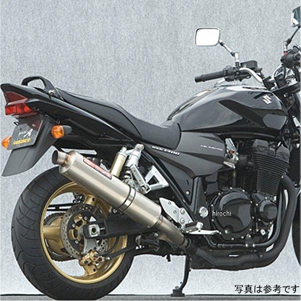 ヤマモトレーシング スリップオンマフラー 04年以前 GSX1400 デュアル チタン 31400-02NTN HD