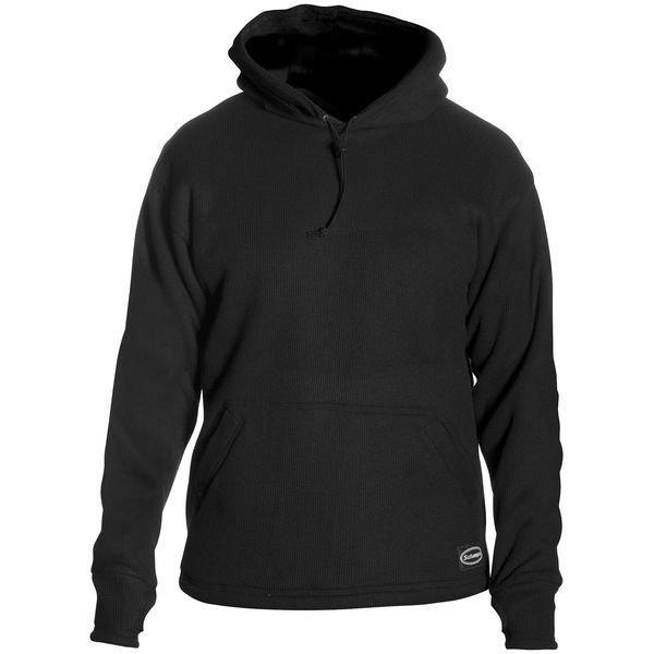 【USA在庫あり】 シャンパ Schampa ジップフーディー Fleece-Lined 黒 2XL 501250 HD店