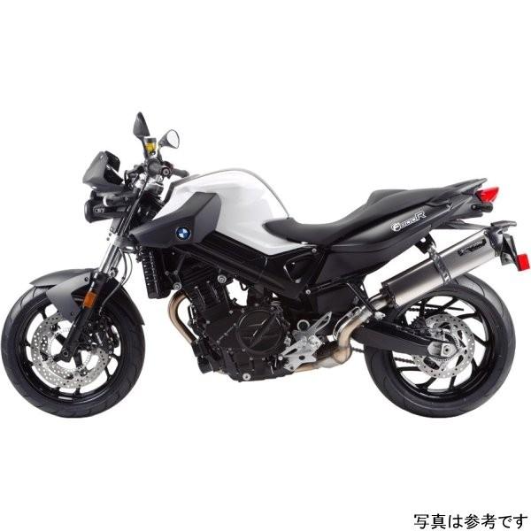 ツーブラザーズレーシング スリップオンマフラー ブラックシリーズ M-2 11年-15年 F800R アルミ 005-3080406V-B HD店