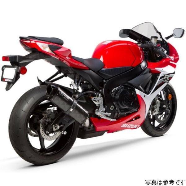 ツーブラザーズレーシング スリップオンマフラー ブラックシリーズ M-2 11年以降 GSXR600、GSXR75050 アルミ 005-3040406V-B HD店