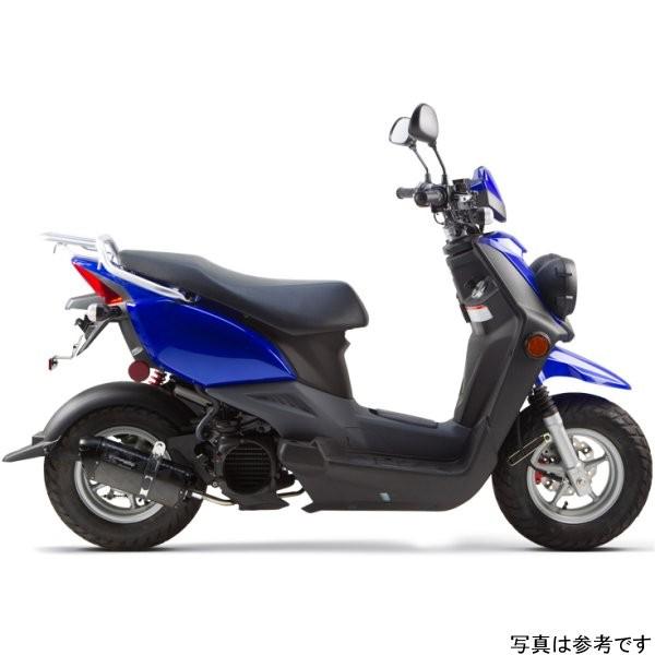 ツーブラザーズレーシング フルエキゾースト ブラックシリーズ M-2 12年以降 BW's50 アルミ 005-3170106V-B HD店