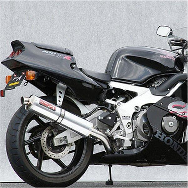 ヤマモトレーシング フルエキゾースト 90年-00年 CBR400RR 4-1 アルミ 10403-11SAB HD