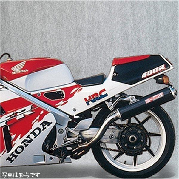 ヤマモトレーシング スリップオンマフラー VFR400 NC-24 アルミ 10406-01NAB HD