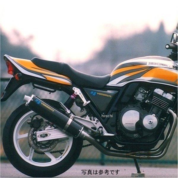 ヤマモトレーシング フルエキゾースト 92年-98年 CB400SF VS/VR 4-1 チタン 10408-11TTB HD