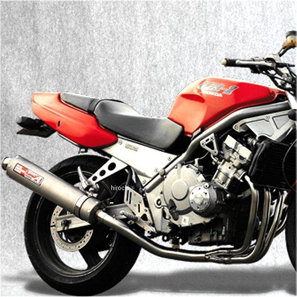 ヤマモトレーシング フルエキゾースト CB-1 4-1 II.Version チタン 10404-11STB HD