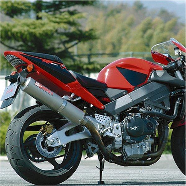 ヤマモトレーシング フルエキゾースト CBR954RR 4-2-1 UPタイプ チタン レース用 10904-21TTR HD