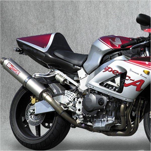 ヤマモトレーシング フルエキゾースト CBR929RR 4-2-1 UPタイプ チタン レース用 10902-21TTR HD
