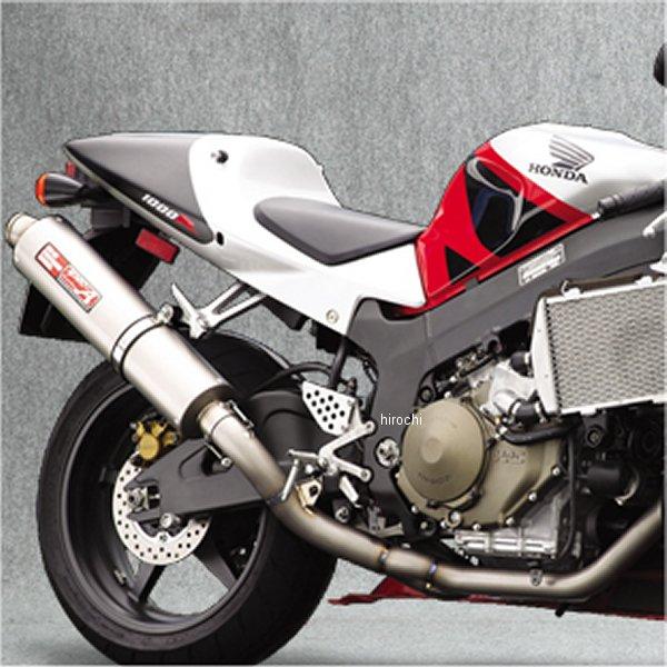 ヤマモトレーシング フルエキゾースト VTR1000 SP-2 2-1 チタン 11005-61TTB HD