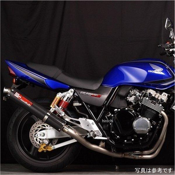 ヤマモトレーシング フルエキゾースト 99年-07年 CB400SF VTEC 4-1 チタン 10410-11TTB HD
