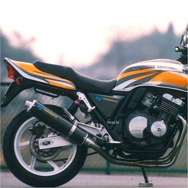 ヤマモトレーシング フルエキゾースト 92年-98年 CB400SF VS/VR 4-1 カーボン 10408-11TCB HD