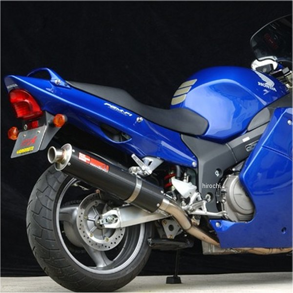 触媒付き ヤマモトレーシング 99年-02年 11100-21SCC HD 4-2-1 CBR1100XX フルエキゾースト カーボン