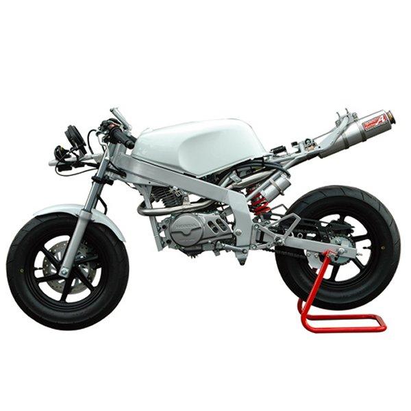 ヤマモトレーシング フルエキゾースト NSF100 TYPE-1 アルミ レース用 10063-TTNSF HD