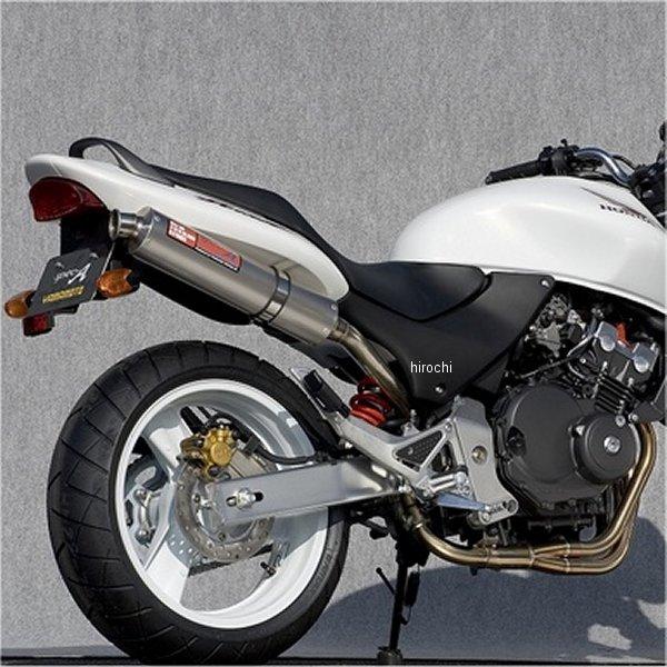 ヤマモトレーシング フルエキゾースト ホーネット250 4-1 チタン 10253-11STB HD