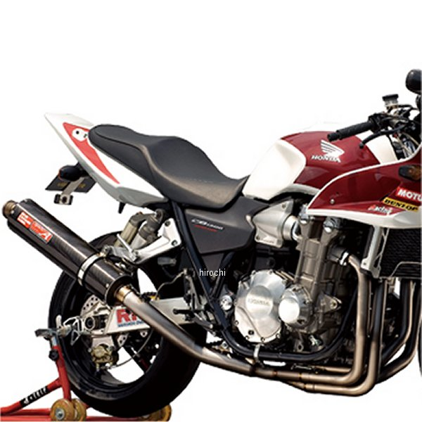 ヤマモトレーシング フルエキゾースト 03年-07年 CB1300SF 4-1 カーボン 11304-11TCB HD