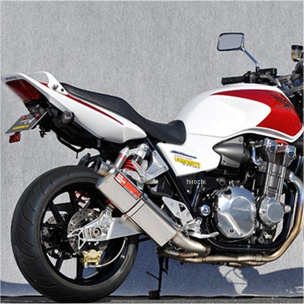 ヤマモトレーシング フルエキゾースト TYPE-S HD 11307-21TTN 4-2-1 CB1300SF 03年-07年