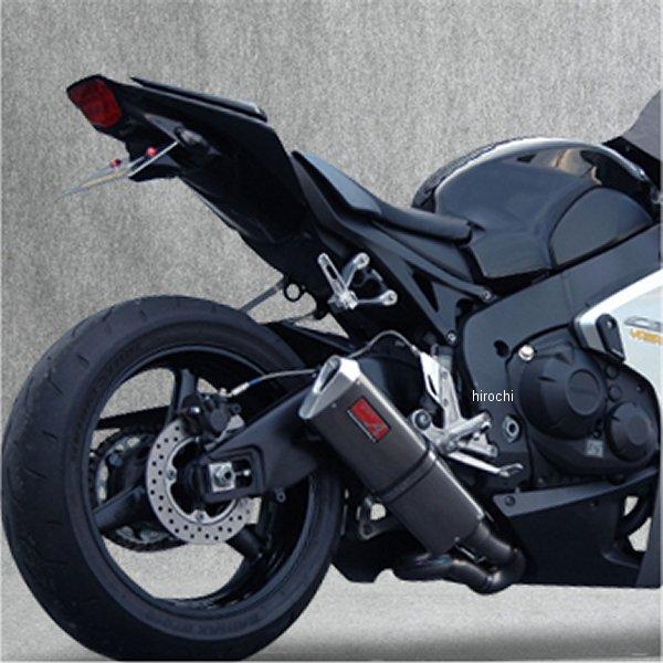 ヤマモトレーシング フルエキゾースト 08年-13年 CBR1000RR 4-2-1 TYPE-2 レース用 11009-21TTR HD