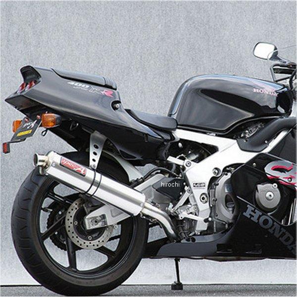 ヤマモトレーシング フルエキゾースト 90年-00年 CBR400RR 4-1 チタン 10403-11STB HD