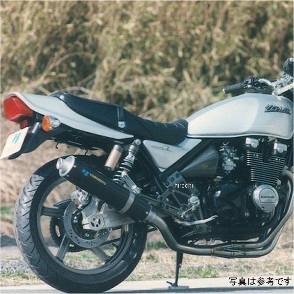 ヤマモトレーシング フルエキゾースト 89年-09年 ゼファー400、ゼファーX 4-1 アルミ 40400-11SAB HD