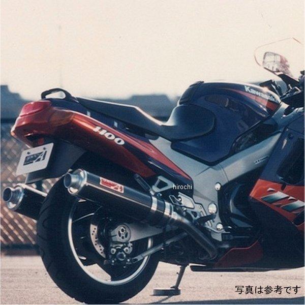 ヤマモトレーシング フルエキゾースト ZZR1100 4-2-1-2 チタン 41100-52STB HD