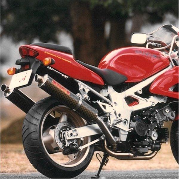 ヤマモトレーシング フルエキゾースト 97年-00年 TL1000S 2-1-2 カーボン 31000-52SCB HD