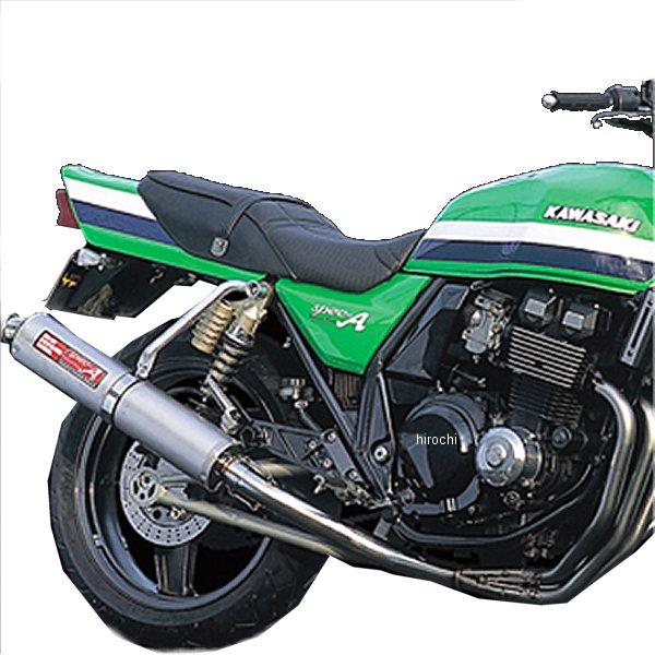 ヤマモトレーシング フルエキゾースト ZRX400 4-1 チタン 40402-11TTB HD