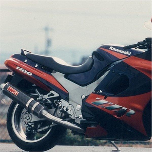 ヤマモトレーシング フルエキゾースト ZZR1100 4-2-1 カーボン 41100-21SCB HD