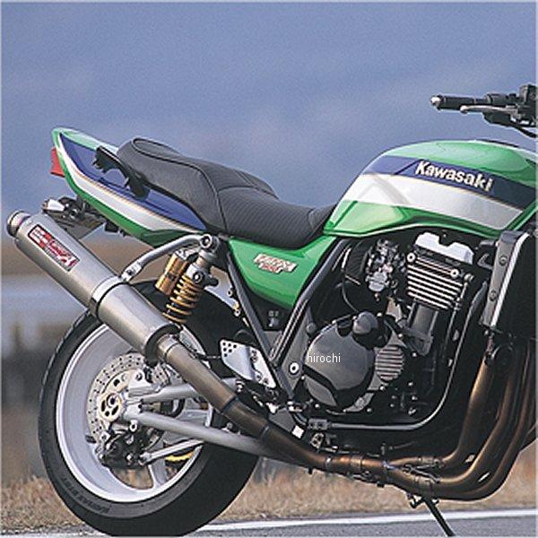 ヤマモトレーシング フルエキゾースト 97年-00年 ZRX1100 4-2-1 チタン 41102-21TTB HD