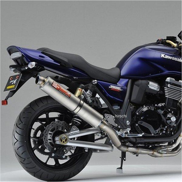 ヤマモトレーシング フルエキゾースト 09年以降 ZRX1200DAEG 4-2-1 UPタイプ チタン レース用 41202-21TTR HD