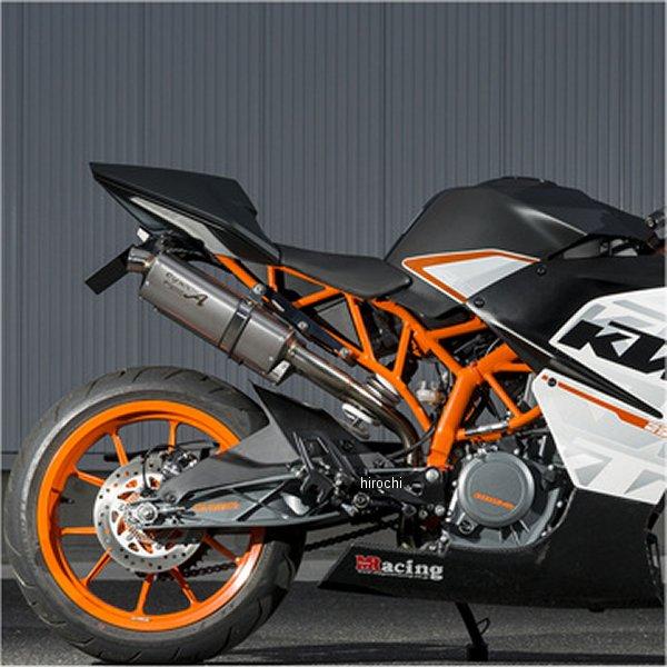 ヤマモトレーシング フルエキゾースト KTM 15年 RC250 スペックA デュアル 触媒付き 50250-71SSC HD