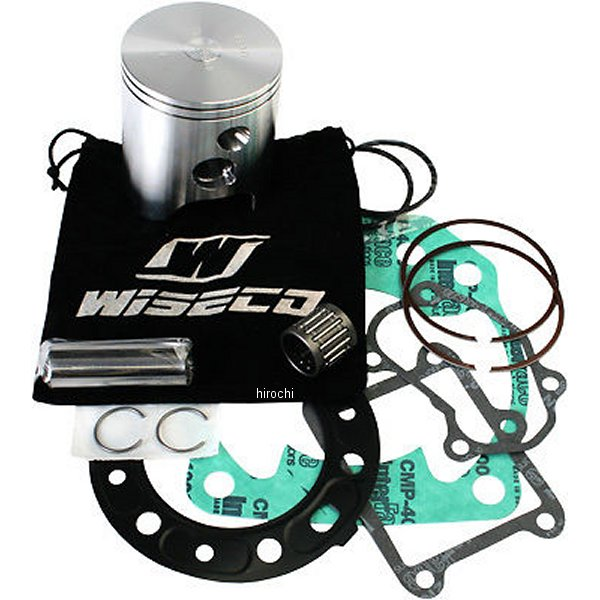 【USA在庫あり】 ワイセコ Wiseco ピストンキット 66.4x72mm 249cc ボア66.4mm STD 97年-01年 CR250R 166215 HD店