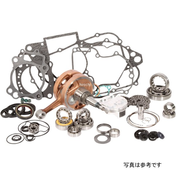 【USA在庫あり】 レンチラビット Wrench Rabbit エンジンキット 補修用 03年-04年 KX125 790122 HD店
