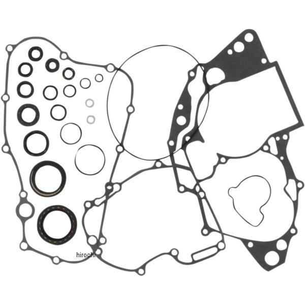 【USA在庫あり】 コメティック COMETIC ボトムエンド ガスケットセット 04年-13年 CRF250R、CRF250X 0934-4250 HD店