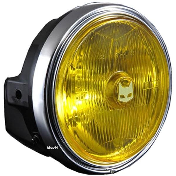 マーシャル MARCHAL ヘッドライト 889 出荷 ドライビングランプ フルキット 180φ 800-8003 現品 HD店 ホンダ車用 CB750F CBX400F 黒 黄