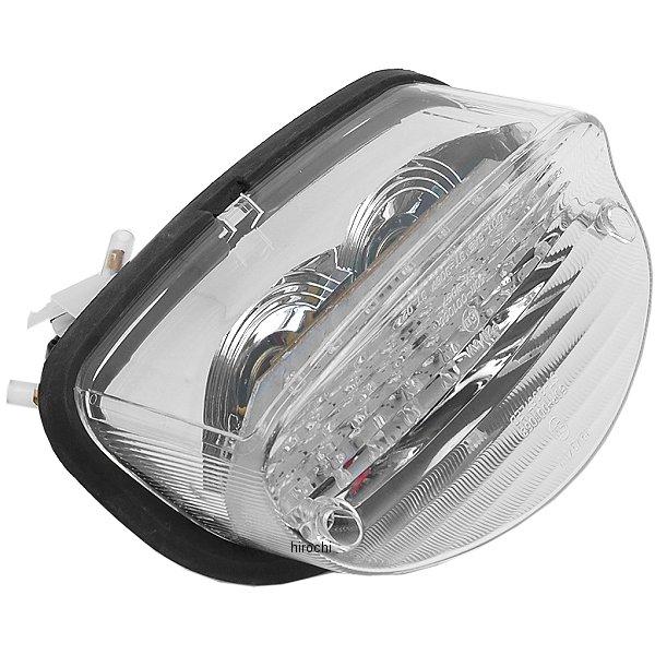 【メーカー在庫あり】 ポッシュ POSH LEDテールランプユニット 96年-07年 ホーネット250 クリア 157090-91 HD店